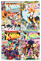 "Lot of (4) 1980-82 ""The Uncanny X-Men""  #133, #136, #146, & #164 1st Series Marvel Comic Books at PristineAuction.com"