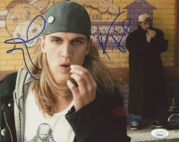 "Jason Mewes & Kevin Smith Signed ""Clerks"" 8x10 Photo (JSA COA)"