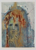 "Salvador Dali LE ""Vol. 2 The Biblia Sacra: Nabuchodonosor Rex Babylonis 1967 Rizzoli Editions Italy"" 14x19 Lithograph at PristineAuction.com"