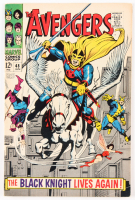 "1968 ""The Avengers"" Issue #48 Marvel Comic Book at PristineAuction.com"