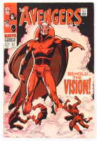 "1968 ""The Avengers"" Issue #57 Marvel Comic Book at PristineAuction.com"