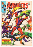 "1968 ""The Avengers"" Issue #55 Marvel Comic Book at PristineAuction.com"