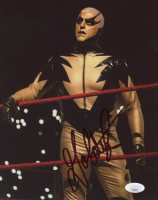 Goldust Signed WWE 8x10 Photo (JSA COA)