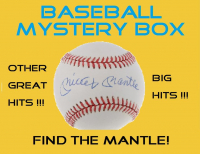 Big Hits Baseball Mystery Box - (Limited to 100) at PristineAuction.com