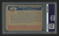 1959 Fleer Ted Williams #6 Ted Turns Pro (PSA Authentic) at PristineAuction.com