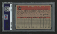 1958 Topps #487 Mickey Mantle AS (PSA Authentic) at PristineAuction.com