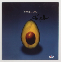 "Eddie Vedder Signed ""Pearl Jam"" Vinyl Record Album Sleeve (PSA LOA) at PristineAuction.com"