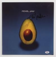 "Eddie Vedder Signed ""Pearl Jam"" Vinyl Record Album Sleeve (PSA LOA)"