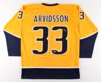 Viktor Arvidsson Signed Jersey (Beckett COA)