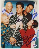 """Everybody Loves Raymond"" 8x10 Photo Signed by (5) with Ray Romano, Patricia Heaton, Doris Roberts, Brad Garrett, & Pete Boyle (PSA Hologram) at PristineAuction.com"