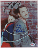 "Don Adams & Barbara Feldon Signed ""Get Smart"" 8x10 Photo Inscribed ""99"" (PSA Hologram) at PristineAuction.com"