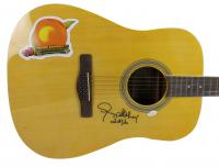 "Gregg Allman Signed Acoustic Guitar Inscribed ""2016"" (JSA COA) at PristineAuction.com"