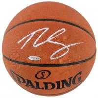 Ben Simmons Signed Official NBA Game Ball Series Basketball (UDA COA)