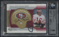 2004 Sweet Spot Signatures #SSJO Joe Montana SP (BGS 9) at PristineAuction.com