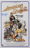 "Richard Dreyfuss Signed ""American Graffiti"" 11x17 Photo (JSA COA & Dreyfuss Hologram) at PristineAuction.com"
