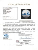 Arnold Palmer Signed Callaway Golf Ball (JSA LOA) at PristineAuction.com