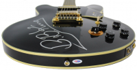 B.B. King Signed Authentic Epiphone Lucille Guitar (PSA LOA) at PristineAuction.com