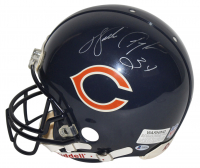 Walter Payton Signed Chicago Bears Full-Size Authentic On-Field Helmet (Beckett LOA)
