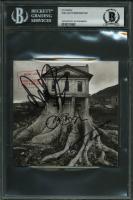 "Jon Bon Jovi, Tico Torres & David Bryan Signed Bon Jovi ""This House Is Not for Sale"" CD Album Cover (BGS Encapsulated) at PristineAuction.com"