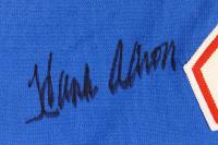 Hank Aaron Signed Atlanta Braves Jersey (JSA LOA) at PristineAuction.com