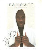 "Michael Jordan Signed ""Rare Air"" Soft-Cover Book (PSA LOA) at PristineAuction.com"