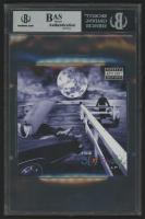 "Eminem Signed ""The Slim Shady LP"" CD Cover (BAS Encapsulated) at PristineAuction.com"