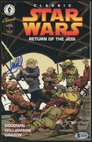 "Mark Hamill Signed 1994 ""Star Wars: Return of the Jedi"" #2 Classic Comic Book (Beckett LOA)"