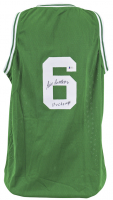 "Bill Russell Signed Jersey Inscribed ""11x Champs"" (Beckett COA)"