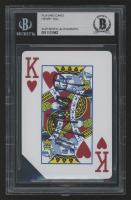 Henry Hill Signed Playing Card (BGS Encapsulated) at PristineAuction.com