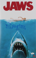 "Richard Dreyfuss Signed ""Jaws"" 11x17 Photo (JSA COA & Dreyfuss Hologram) at PristineAuction.com"