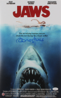 "Richard Dreyfuss Signed ""Jaws"" 11x17 Photo (JSA COA & Dreyfuss Hologram) at PristineAuction.com"