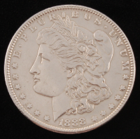 1888 Morgan Silver Dollar at PristineAuction.com