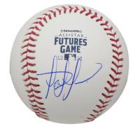 Fernando Tatis Jr. Signed 2018 All-Star Futures Game Logo Baseball (JSA COA) at PristineAuction.com