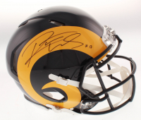 Robert Woods Signed Los Angeles Rams Authentic On-Field Speed Helmet (Beckett COA) at PristineAuction.com