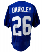 Saquon Barkley Signed Jersey (JSA COA) at PristineAuction.com