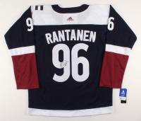 Mikko Rantanen Signed Colorado Avalanche Jersey (JSA COA)