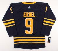 Jack Eichel Signed Buffalo Sabres Captains Jersey (JSA COA)