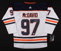 Connor McDavid Signed Edmonton Oilers Jersey (JSA LOA)