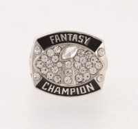 Fantasy Football Championship Ring from Fantasy Champs at PristineAuction.com