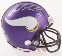 Jared Allen Signed Minnesota Vikings Mini Helmet (Beckett COA) at PristineAuction.com