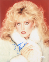 Morgan Fairchild Signed 11x14 Photo (JSA COA) at PristineAuction.com