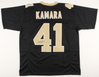 Alvin Kamara Signed Jersey (Beckett COA) at PristineAuction.com
