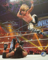 """Shawn Michaels Signed WWE 8x10 Photo Inscribed """"HBK"""" (Pro Player Hologram)"""