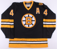 Bobby Orr Signed Authentic Adidas 1975-1976 Throwback Bruins On-Ice Game Jersey (Orr COA & JSA Hologram) at PristineAuction.com