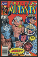 "1990 ""The New Mutants"" #87 Marvel Comic Book"