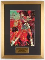 "LeRoy Neiman ""Muhammad Ali"" 15x20 Custom Framed Print Display"
