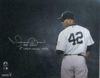 """Mariano Rivera Signed New York Yankees 16x20 LE Photo Inscribed """"HOF 2019"""" & """"1st Unanimous Vote"""" (Steiner COA) at PristineAuction.com"""