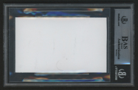 Pete Yorn Signed 4x6 Cut (BGS Encapsulated) at PristineAuction.com