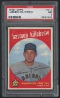1959 Topps #515 Harmon Killebrew (PSA 7) at PristineAuction.com