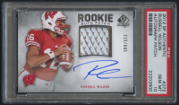 2012 SP Authentic #272 Russell Wilson Rookie Jersey Autograph #219/885 (PSA 10) at PristineAuction.com